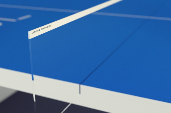 Waldner Concept Ping Pong Table Busted Wallet