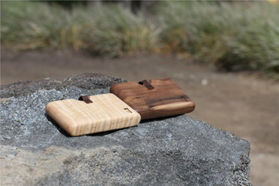 Slim Timber Wood Wallets