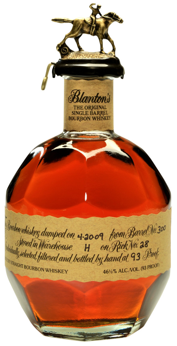 Drink of the week blanton s original single barrel bourbon busted