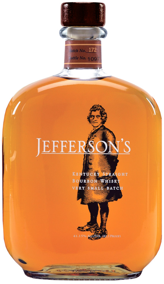 Jefferson's Bourbon Review