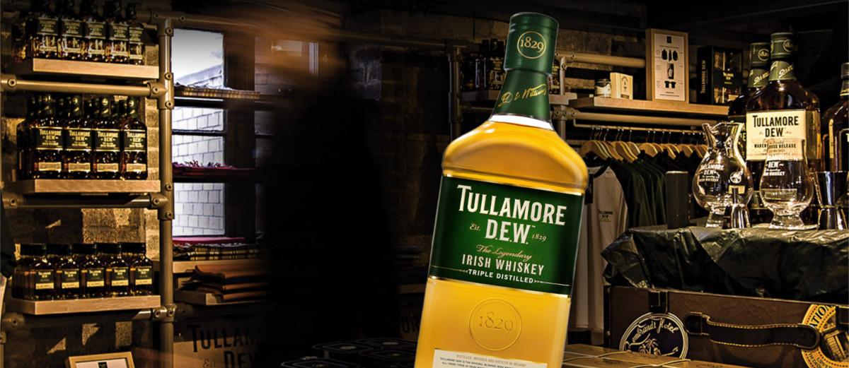 Виски Tullamore Dew (Талмор Дью) сделать заказ в один клик!