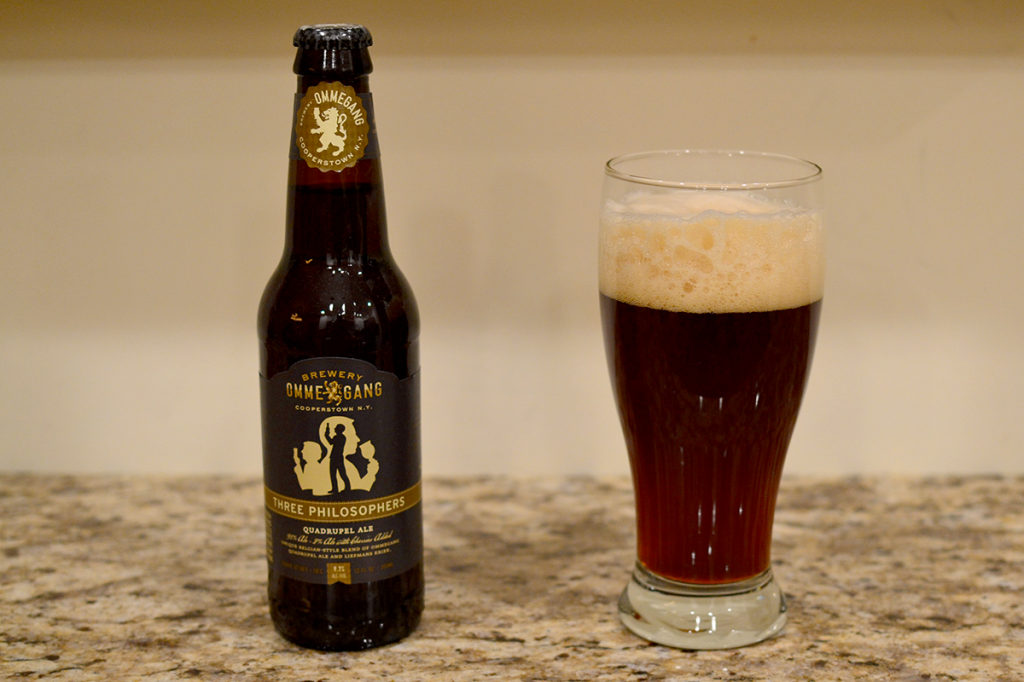 Ommegang Three Philosophers Review