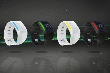 miCoach FIT SMART (Black and White)