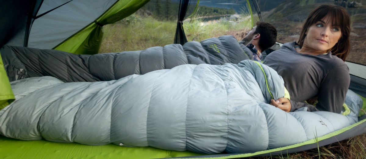 Kelty Sb 20 Sleeping Bag Gear Review Busted Wallet