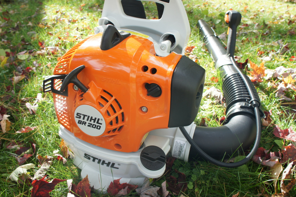 STIHL BR 200 Review