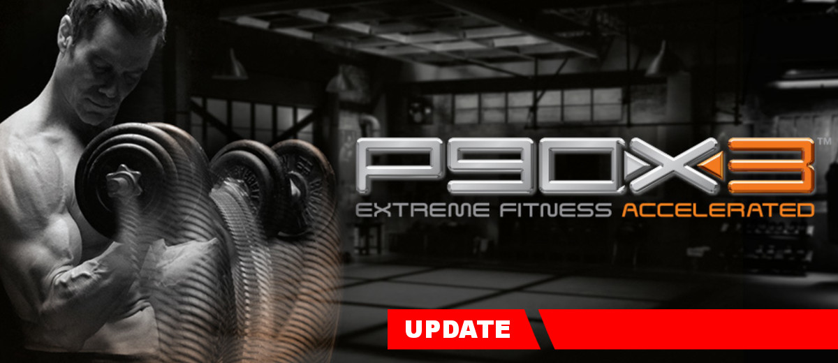 P90x3 Fitness Review Busted Wallet