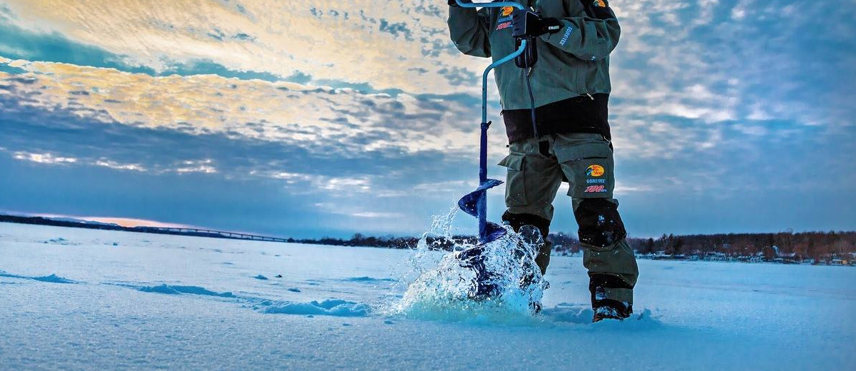 Essentials ice fishing 2015 busted wallet for Ice fishing jacket