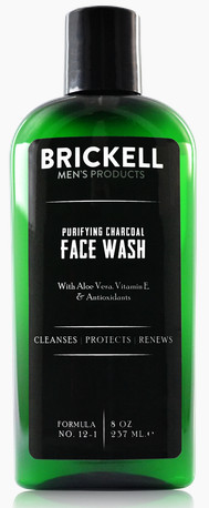 brickell face wash review