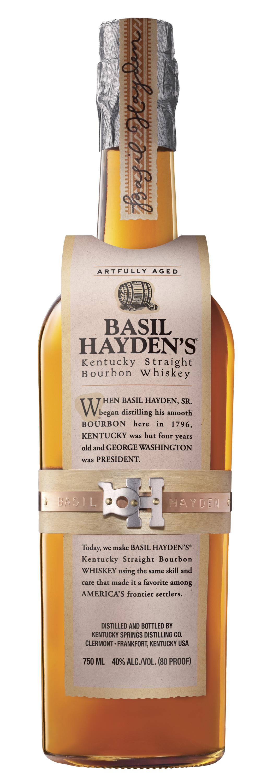 Basil Hayden Bourbon Review