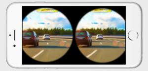 VR One Optics