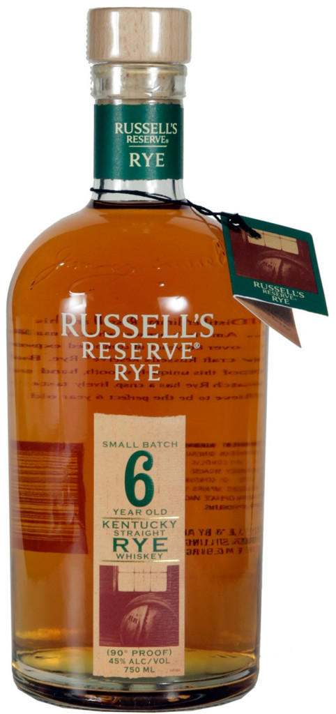 Russell's Reserve Rye Review