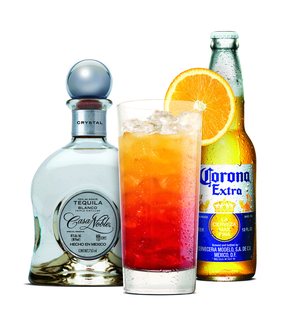 Casa Noble Corona Sunrise Recipe