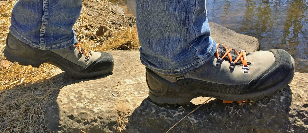 ECCO BIOM Terrain GTX Hiking Boot Gear Review | Busted Wallet