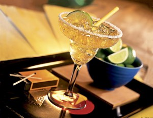 Jim Beam's Red Stag Margarita Recipe