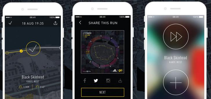 Adidas Go App Review