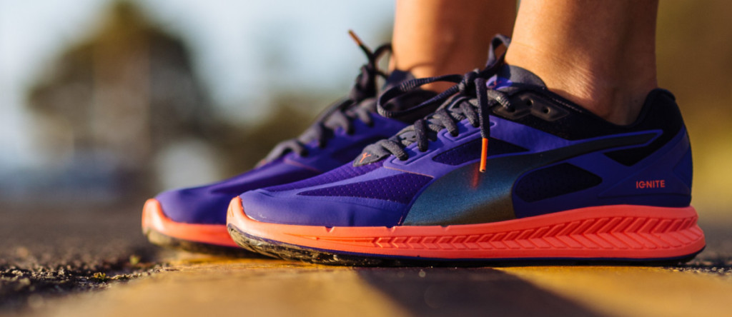 A good friend racket Be  Puma Ignite Running Shoe - Fitness Review | Busted Wallet