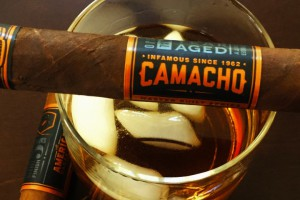 camacho barrel aged cigar review