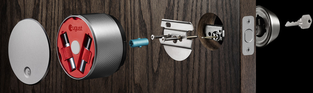 August Smart Lock Tech Review Busted Wallet