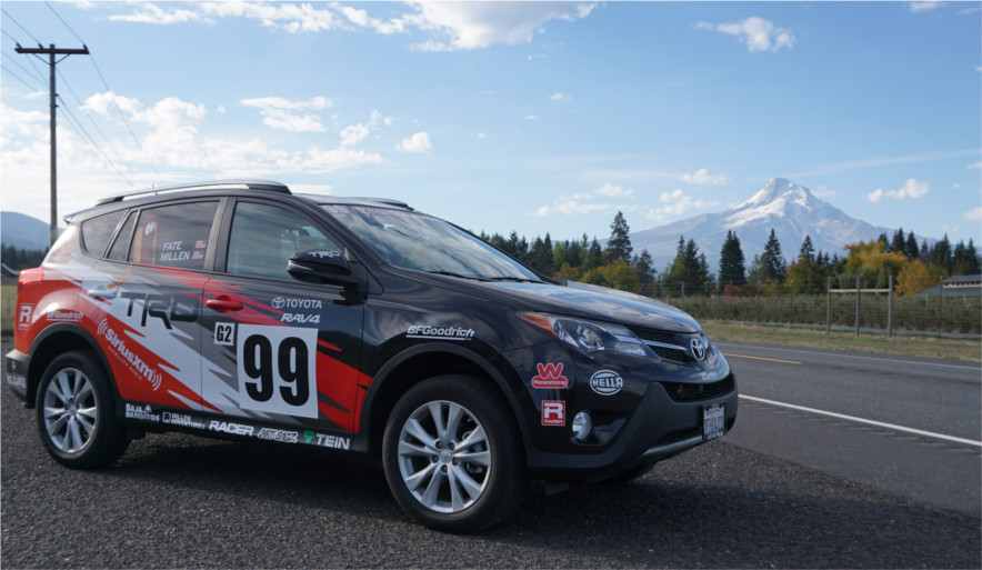rav4 rally car