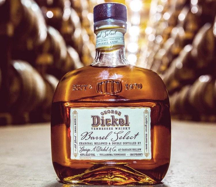 dickel-barrel-select
