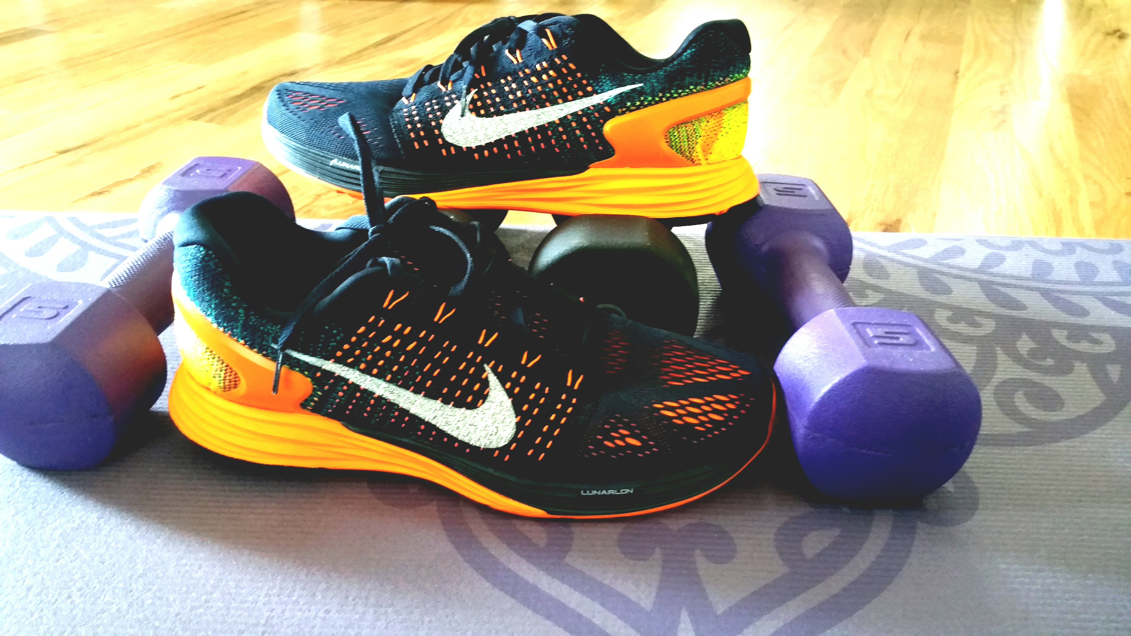 Nike LunarGlide 7 - Fitness Review | Busted Wallet