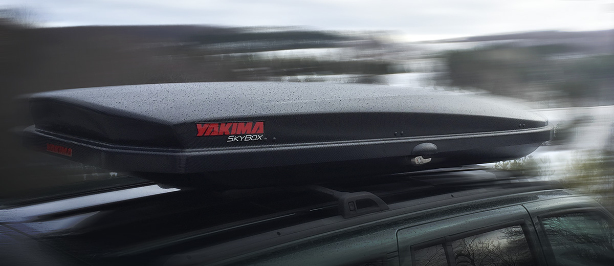 Yakima Skybox Lo Carbonite Gear Review Busted Wallet