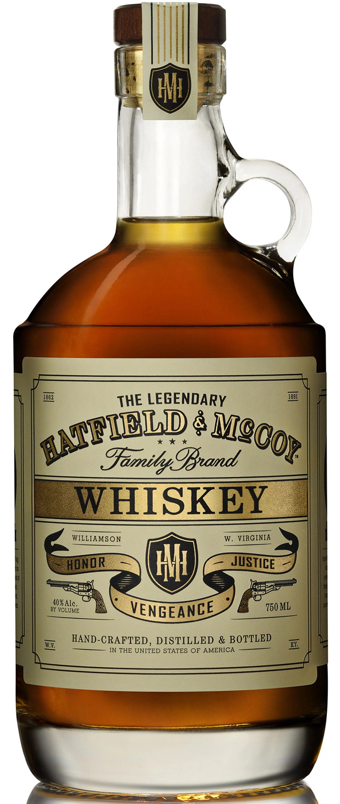 Hatfield & McCoy Whiskey Review