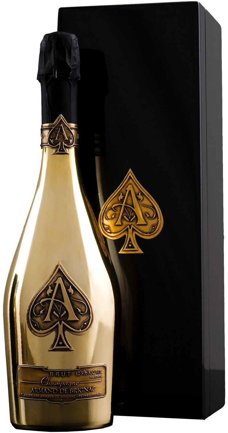 Armand de Brignac Brut Gold Review