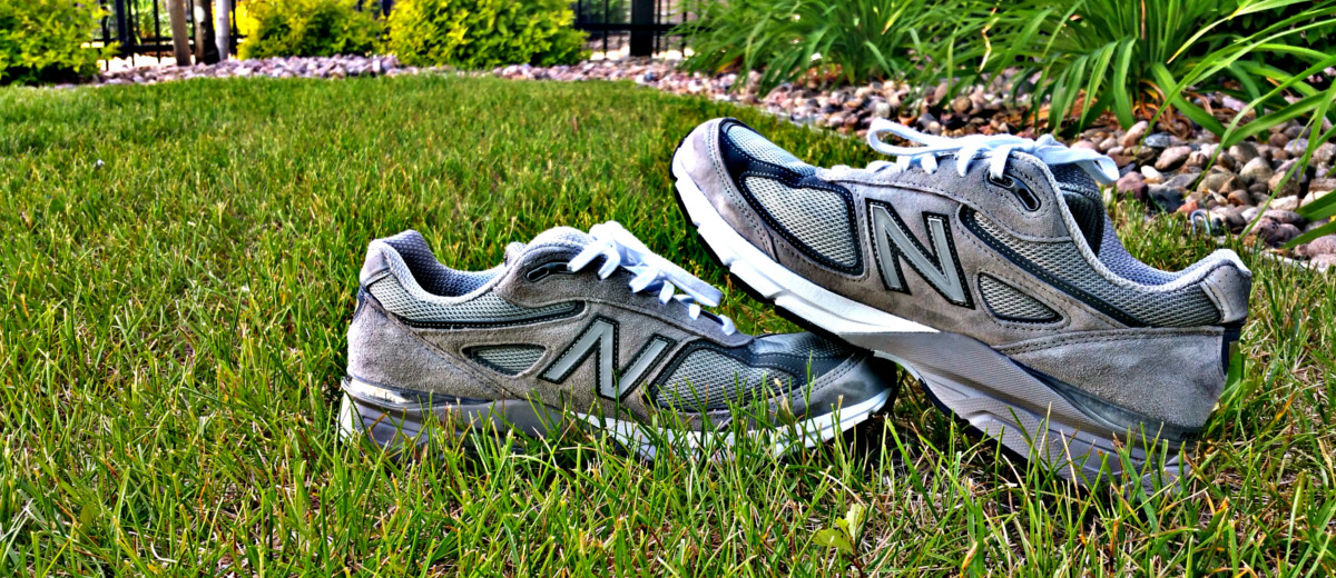buy popular 20938 4ca00 New Balance 990v4 - Fitness Review   Busted Wallet