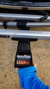 Thule T2 Pro - Handle