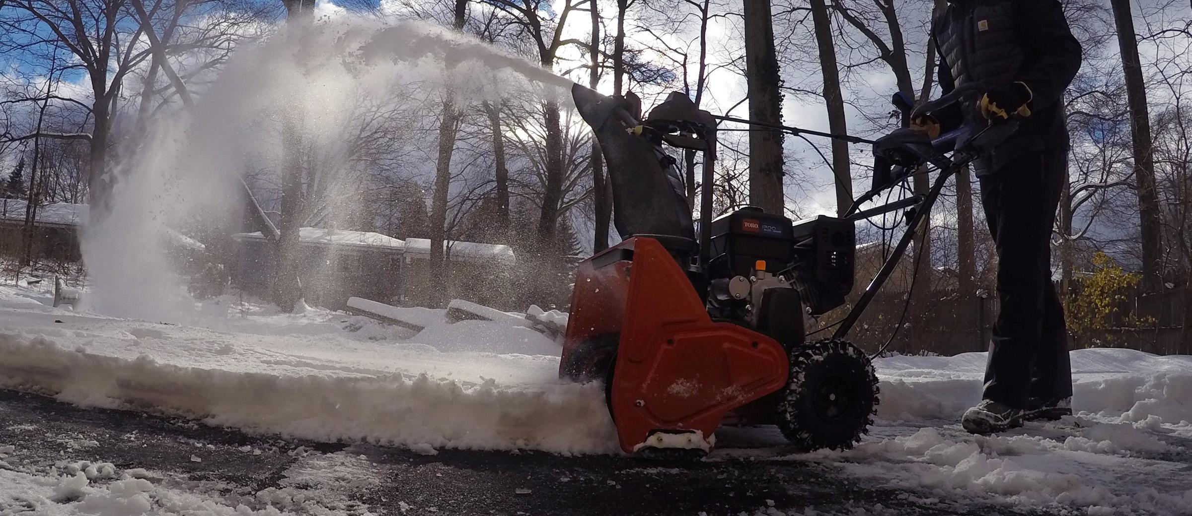 Toro Snowmaster 824 Qxe
