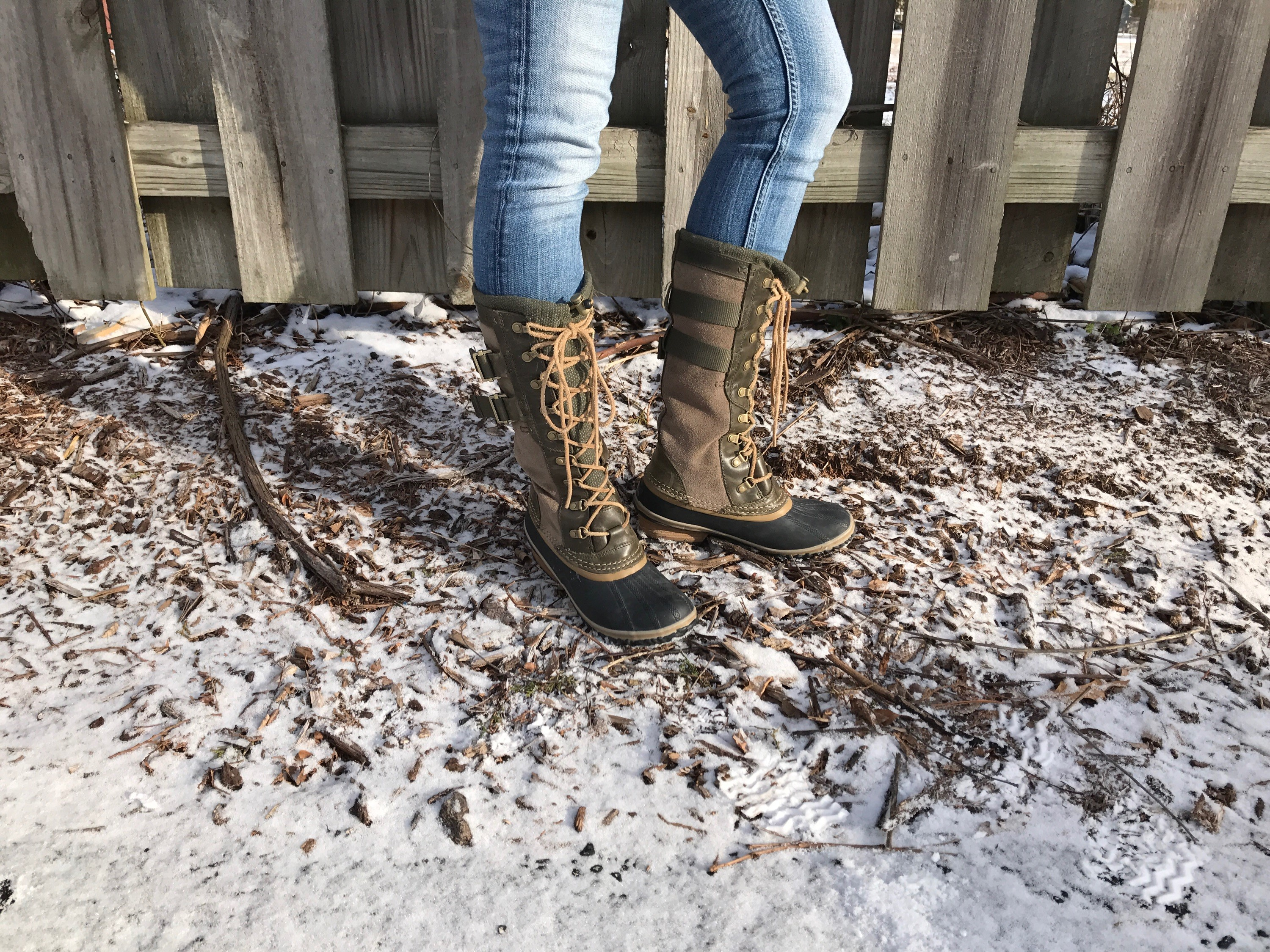 Sorel Conquest Carly Ii Boots Gear Review Busted Wallet