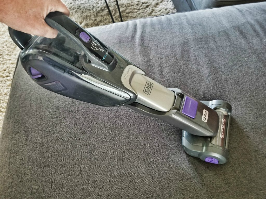 Black &Decker PET 2-IN-1 Vacuum Review