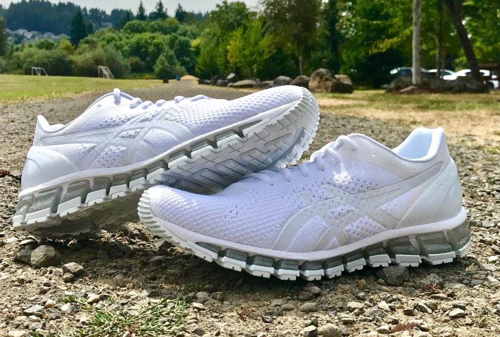 Asics GEL-Quantum 360 Knit - Fitness Review | Busted Wallet