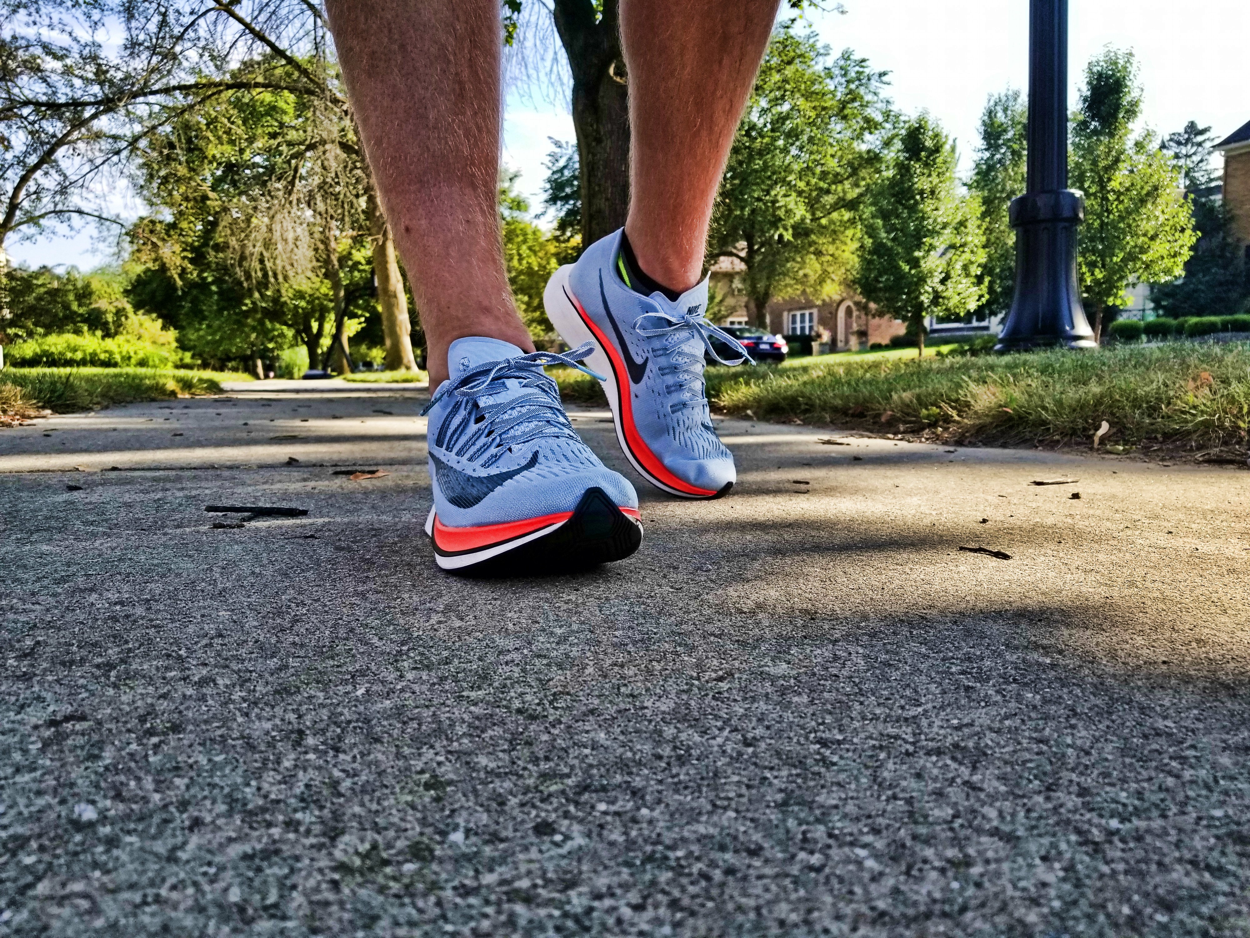 fa44fdf78d8b7 Nike Zoom Fly - Fitness Review