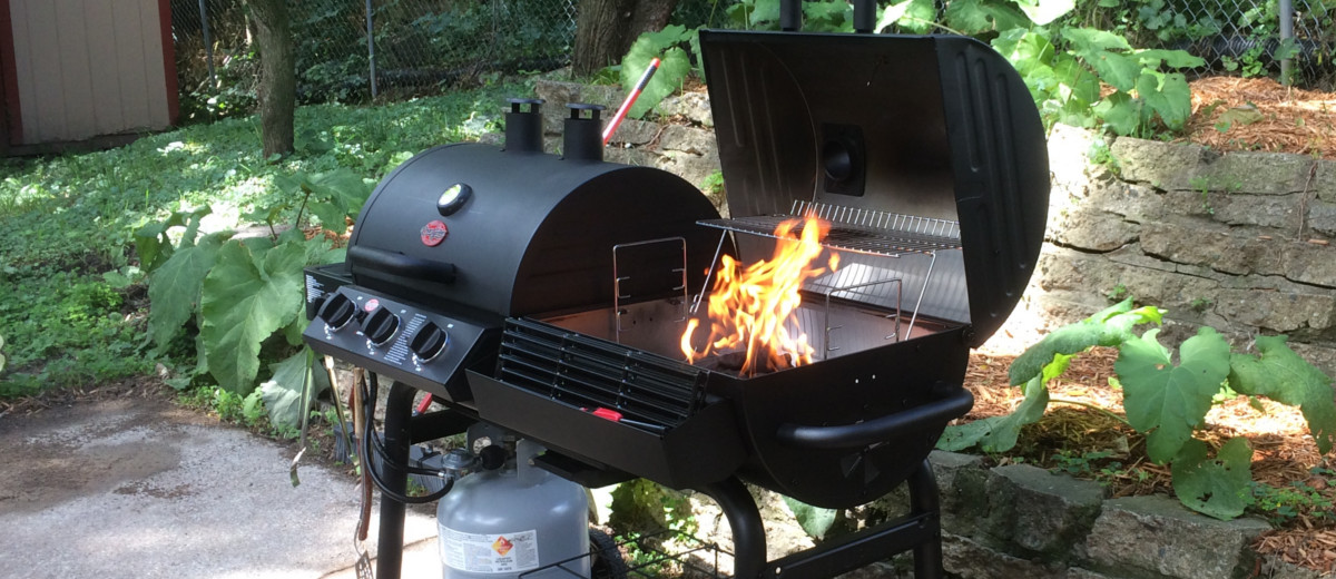Char Griller Duo 50 Grill Review