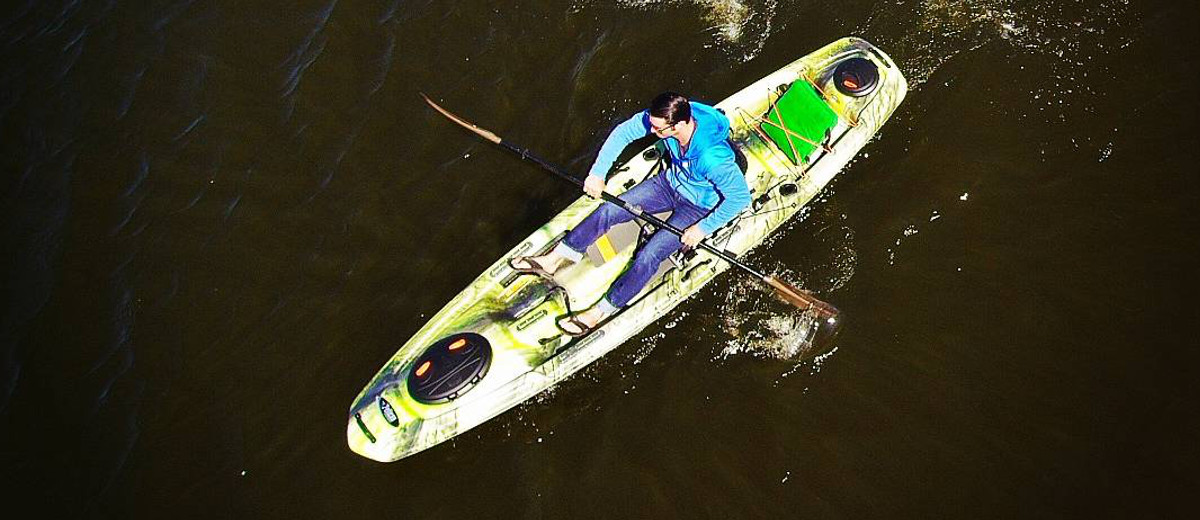 Pelican Catch 120nxt Kayak Review Busted Wallet