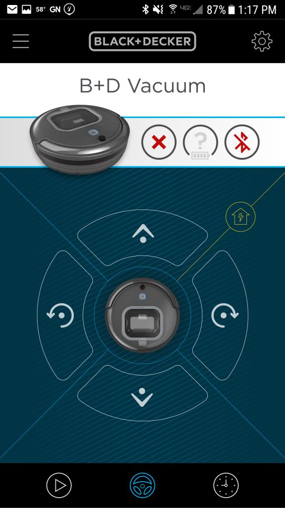 Black & Decker Robotic Vacuum Review