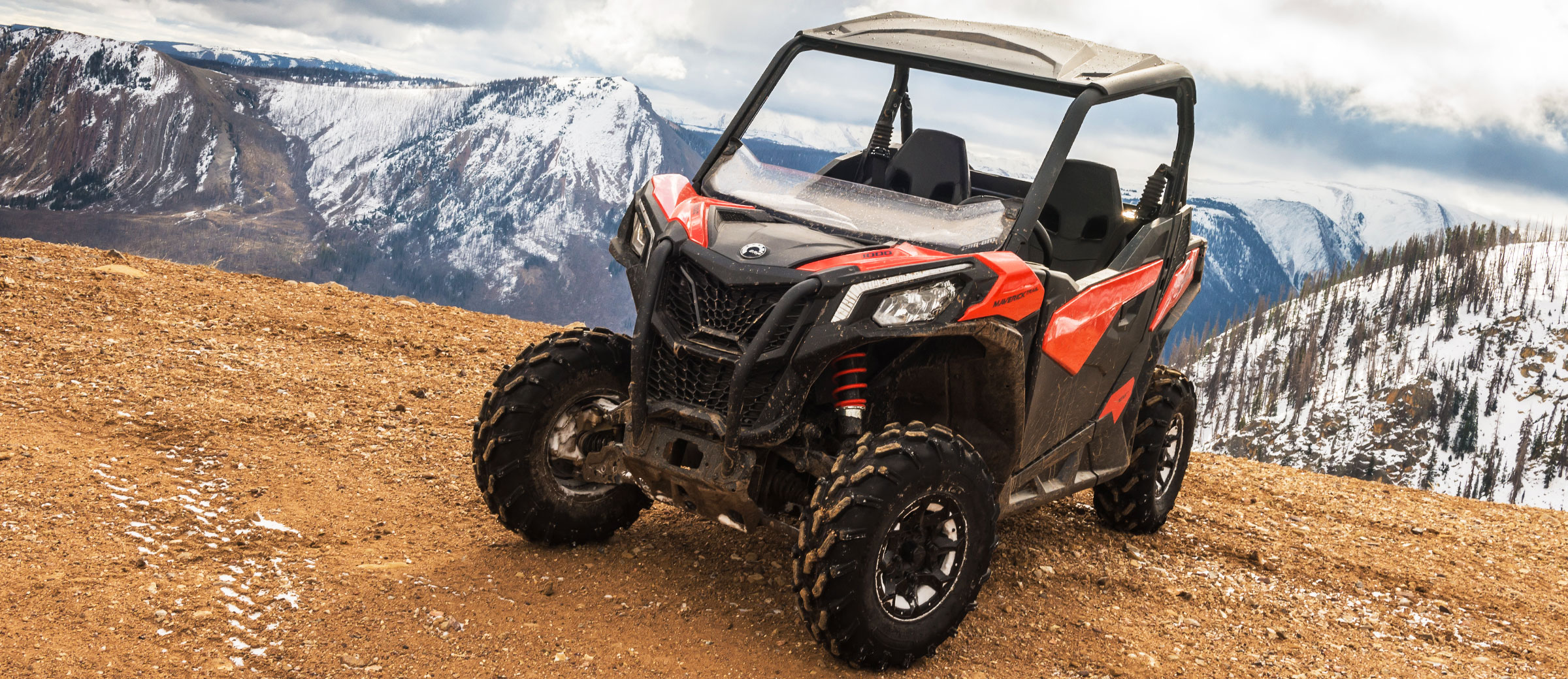 2015 Can Am Maverick >> Can-Am Maverick Trail DPS 1000 - Trail Review   Busted Wallet