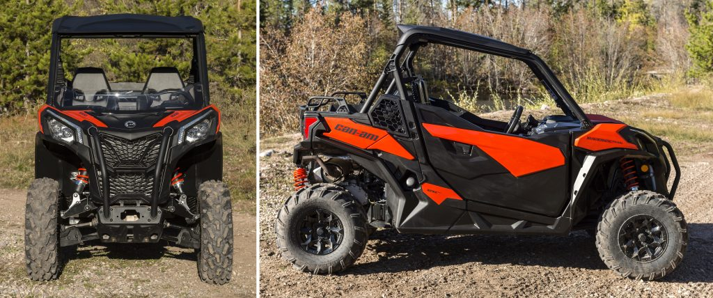 CAN-AM MAVERICK TRAIL DPS 1000 Review