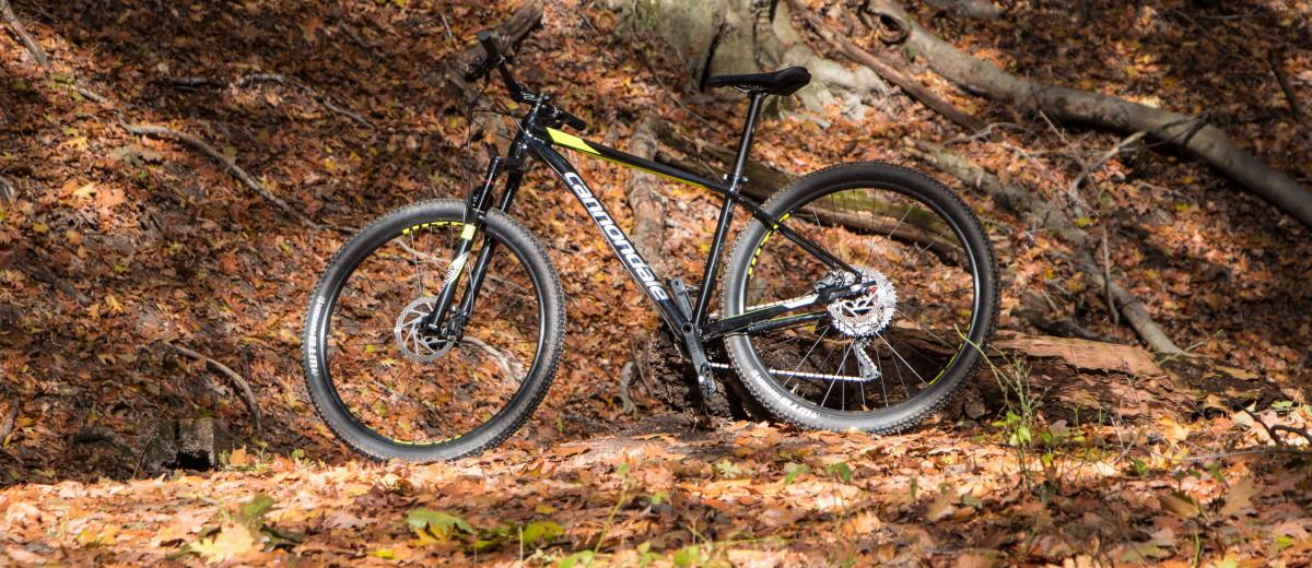 8fe8ec8d3ec Cannondale Trail 2 - Bike Review | Busted Wallet