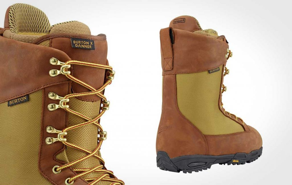 Burton x Danner Review