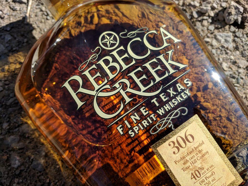 Rebecca Creek Whiskey Review