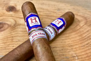 hamlet 25th cigar review