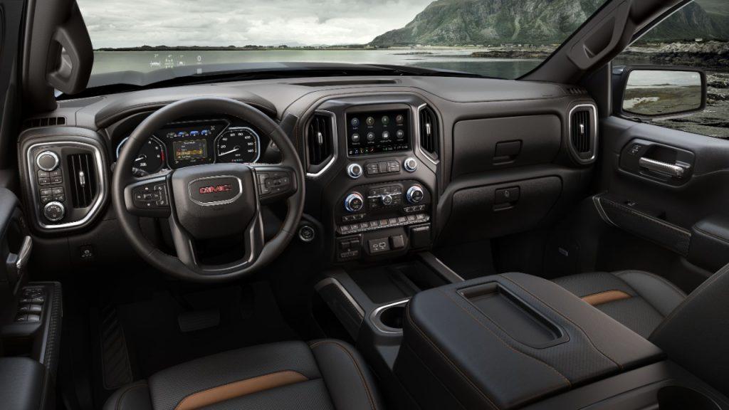 2019 GMC Sierra AT4