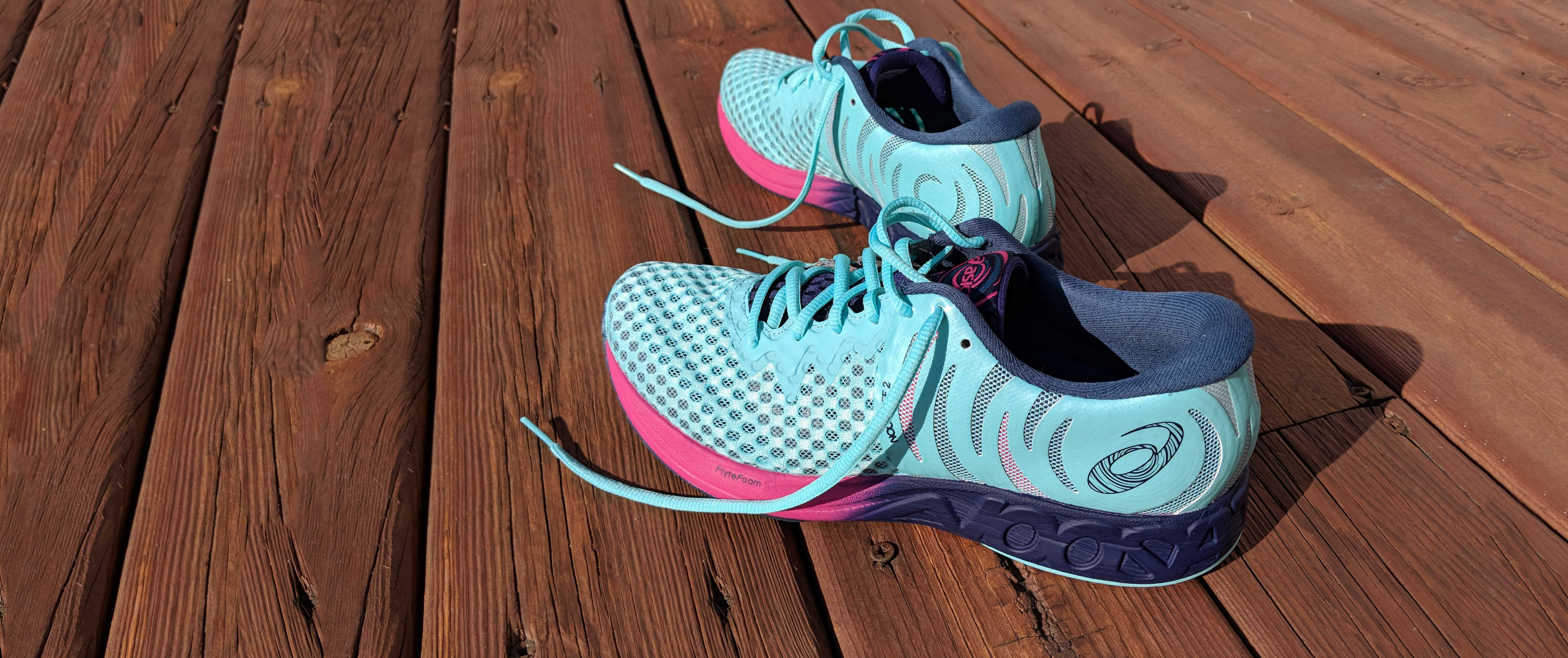 Asics Noosa FF 2 - Fitness Review