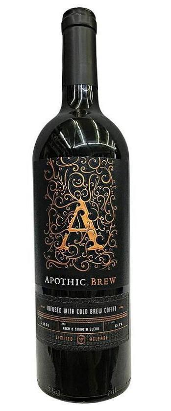 Apothic Brew Review