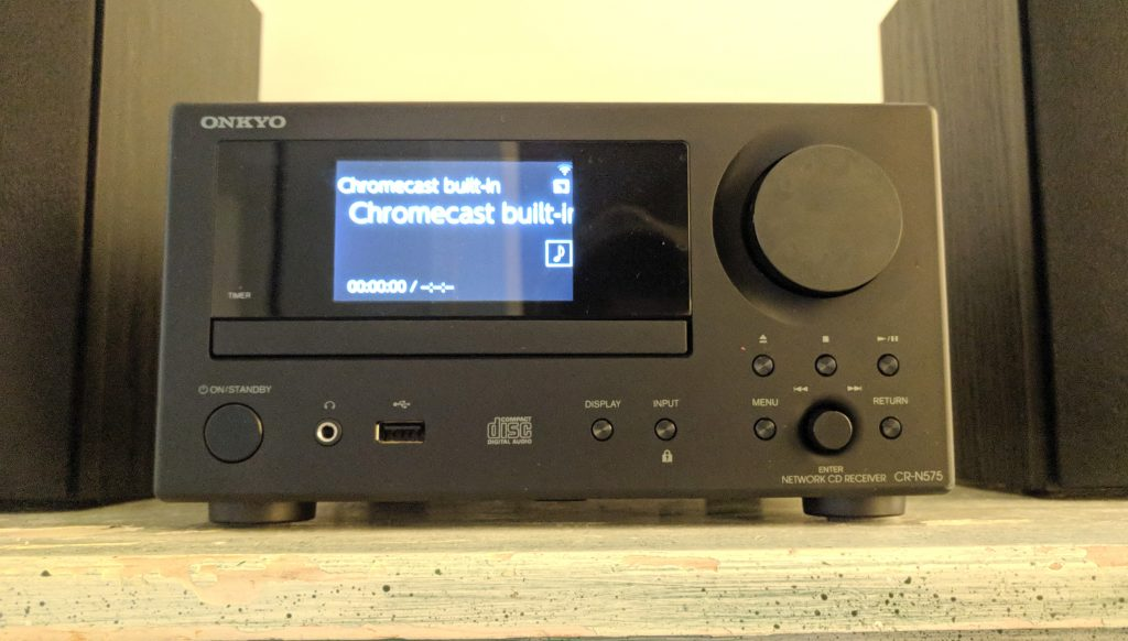 Onkyo CR-N575 Review