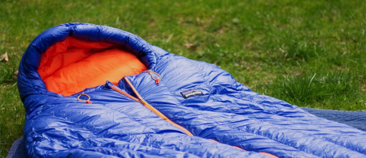 Patagonia 850 Down Sleeping Bag Gear