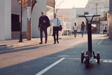 segway t60 first look